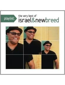 CD The very best of Israel and New Breed