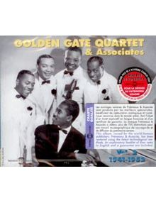CD Golden Gate Quartet and Associates Vol 2 1941-1952