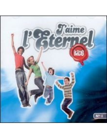 CD J'aime l'Eternel Kids Volume 1