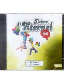 CD J'aime l'Eternel Kids Volume 3