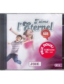 CD J'aime l'éternel Kids Volume 4