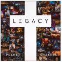 CD + DVD Legacy - Planet Shakers