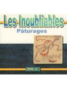 CD Les inoubliables : Un chant d'amour