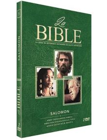DVD La Bible Salomon parties 1 et 2