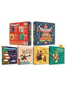 Coffret 4 CD Best Christmas songs