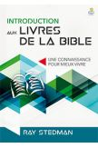 Introduction aux livres de la Bible
