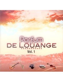 CD Parfum de louange volume 1