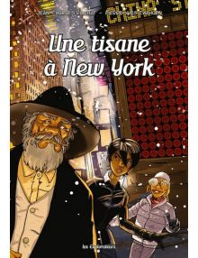 BD Une tisane à New-York tome 5