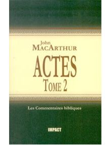 Actes 13-28  Tome 2