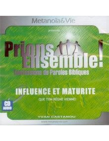 CD Prions ensemble : Influence et maturité (Vol. 3)