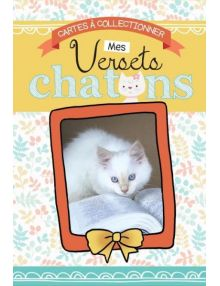 Cartes à collectionner Mes versets chatons