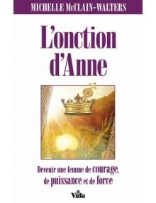 L'onction d' Anne