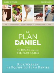 Le plan Daniel, journal