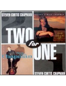 CD Steven Curtis Chapman - two for one