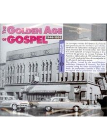 CD The Golden Age of Gospel 1946-1956