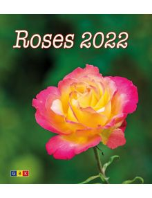 Calendrier Roses 2022 grand format