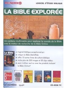 CD-ROM La Bible explorée