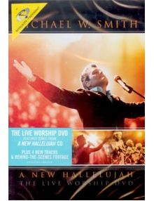 DVD A new Hallelujah the live worship