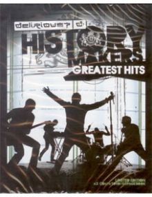DVD + CD History Makers Greatest Hits