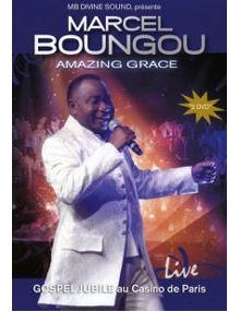 DVD Amaging Grace live au Casino de Paris
