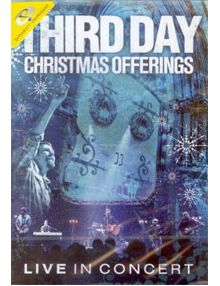 DVD Christmas offerings live in concert