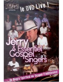 DVD Jerry and the essentiel gospel singers