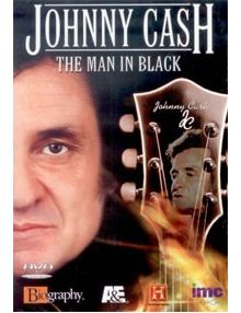 DVD Johnny Cash The man in black