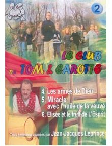 DVD Le club de Tom et Carotte volume 2