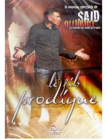 DVD Le fils prodigue