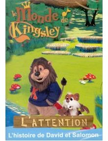 DVD Le monde de Kingsley 13 : L'Attention