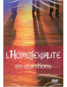 DVD L'homosexualité en question