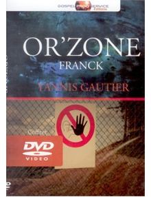 DVD Or'zone Franck