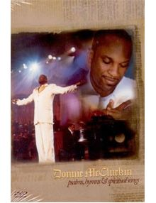 DVD Psalms, hymns and spirituals songs