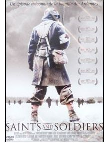 DVD Saints and soldiers