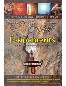 Fondements (guide de l'enseignant)