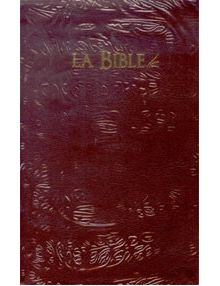 La Bible Segond 21 bordeaux ref. 12256