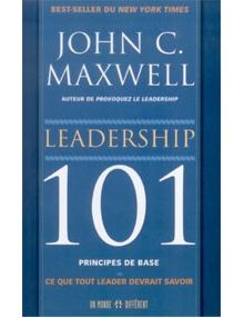 Leadership 101 principes de base