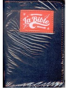 Bible Segond 21 mini jean Ref 12087