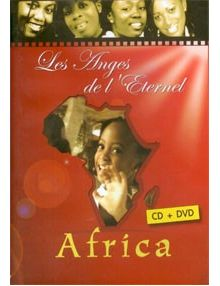 CD + DVD Les anges de l'Eternel Africa