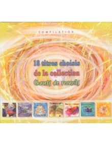 CD 18 Titres choisis dans la collection Chants de recueils
