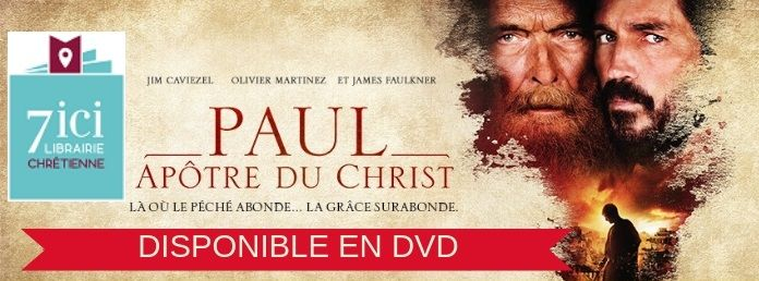 DVD PAUL APOTRE DU CHRIST