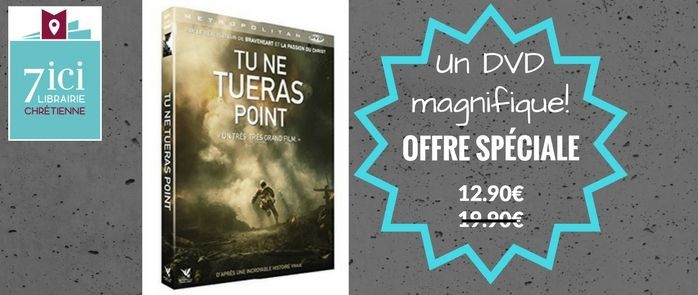 Promotion DVD Tu ne tueras point